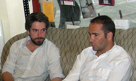 La Tertulia Infinita (1), con Carlos Franganillo y David Jiménez